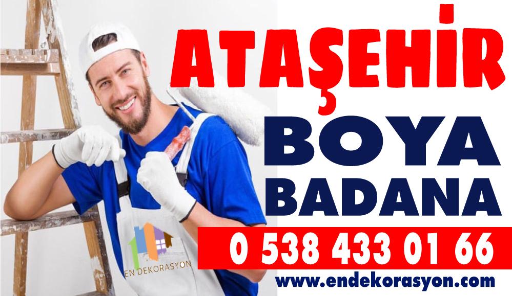 Ataşehir Boya Badana